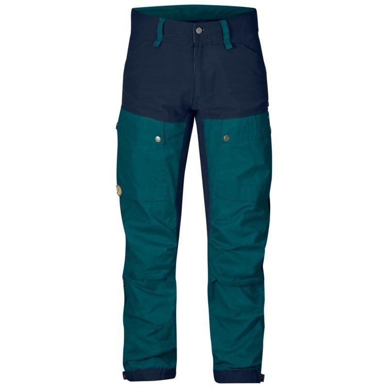 Fjällräven Keb Trousers Long 48 Glacier Green