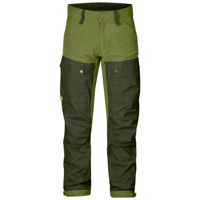 Fjällräven Keb Trousers Long 48 Olive/Avocado