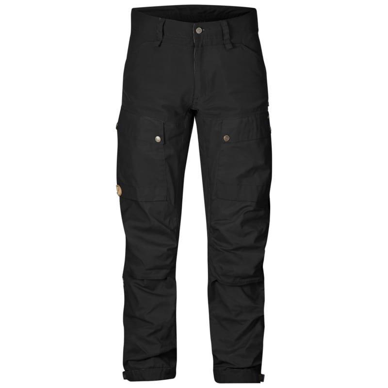 Fjällräven Keb Trousers Long 52 Black/Black