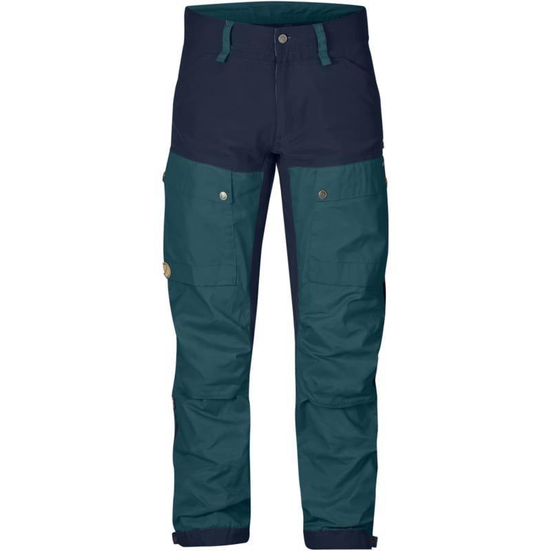 Fjällräven Keb Trousers Regular 46 Glacier Green
