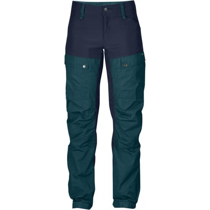 Fjällräven Keb Trousers W 36 Glacier Green