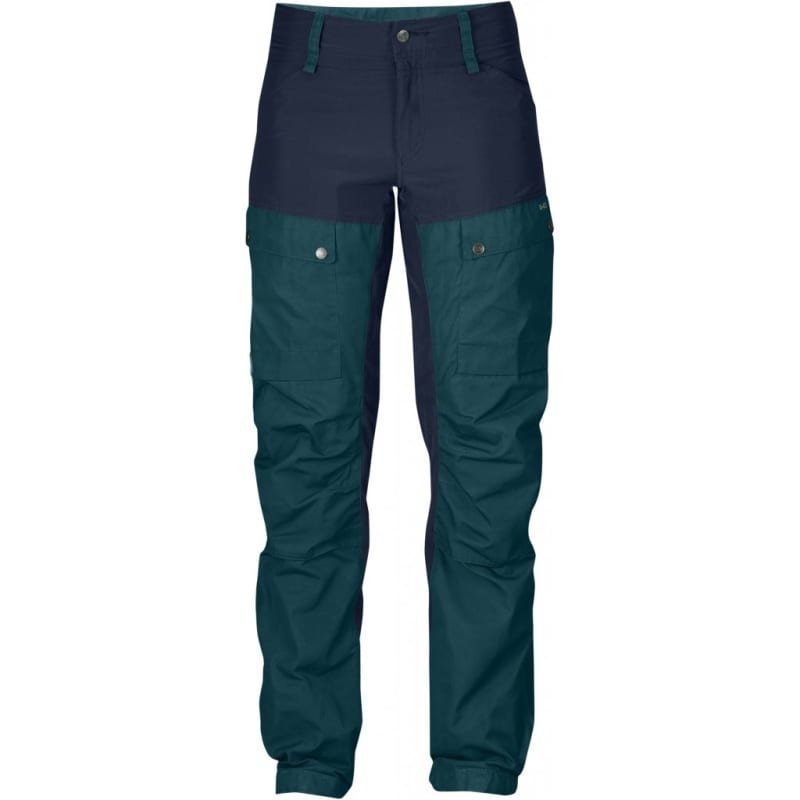 Fjällräven Keb Trousers W 40 Glacier Green