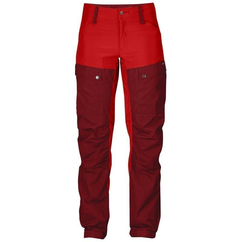 Fjällräven Keb Trousers W 46 Ox Red
