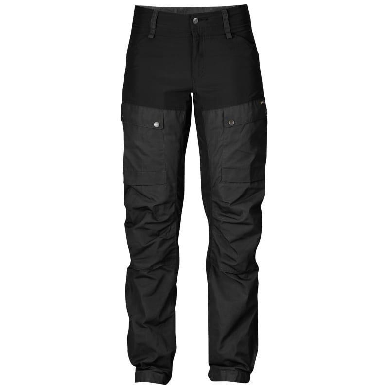 Fjällräven Keb Trousers W Curved 34 (REGULAR) Black