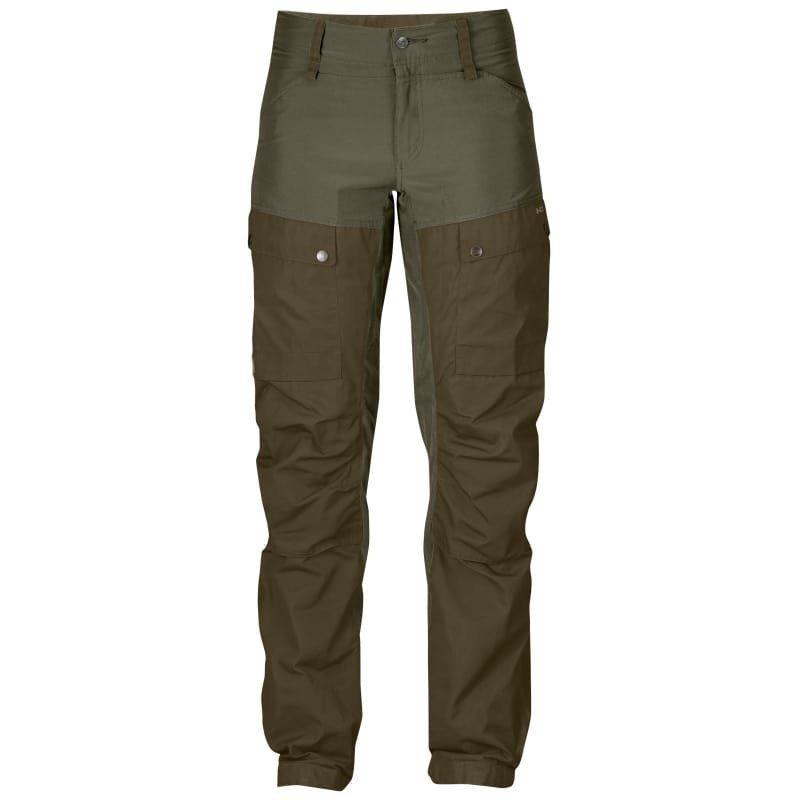 Fjällräven Keb Trousers W Curved 38 (REGULAR) Tarmac