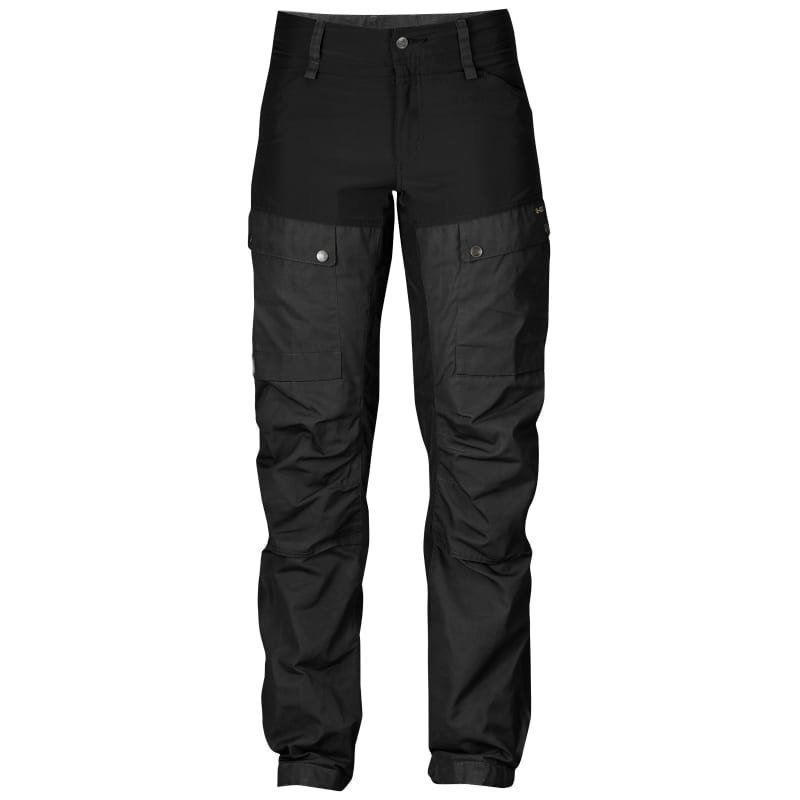 Fjällräven Keb Trousers W Short 34 Black