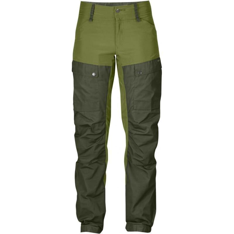 Fjällräven Keb Trousers W Short 44 Avocado