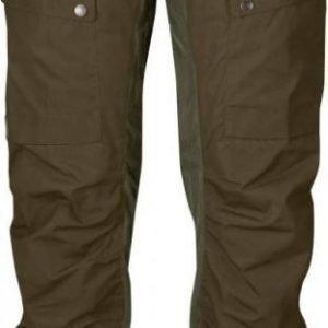 Fjällräven Keb W Trousers Curved Oliivi 42