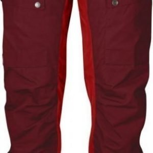 Fjällräven Keb W Trousers Ox red 38