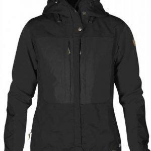 Fjällräven Keb Women's Jacket Musta XXL