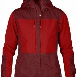 Fjällräven Keb Women's Jacket Punainen S