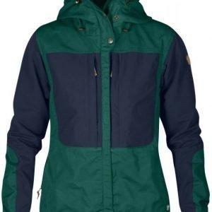 Fjällräven Keb Women's Jacket Sininen/vihreä L