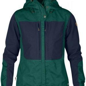 Fjällräven Keb Women's Jacket Sininen/vihreä S