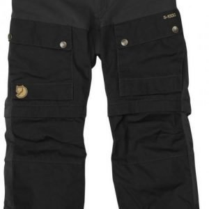 Fjällräven Kids Keb Gaiter Trousers Musta 158