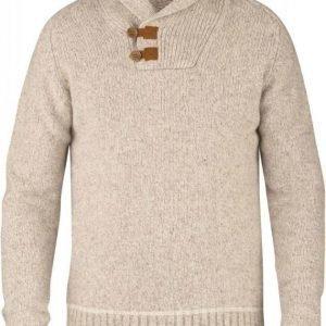 Fjällräven Lada Sweater Luonnonvalkoinen XL
