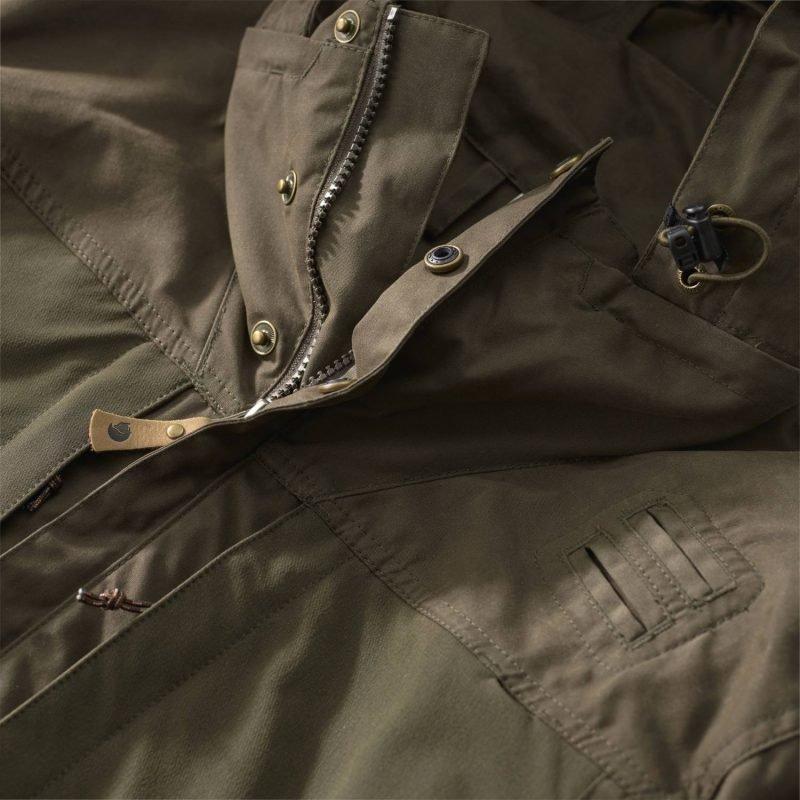 Fjällräven Lappland Hybrid Jacket Dark Olive S