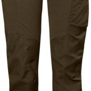 Fjällräven Nikka Trousers Curved Dark olive 34