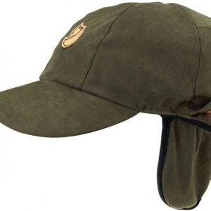 Fjällräven Pintail Cap Dark Olive XL