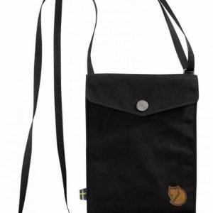 Fjällräven Pocket Musta