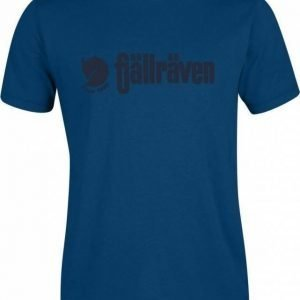 Fjällräven Retro T-Shirt Lake blue S