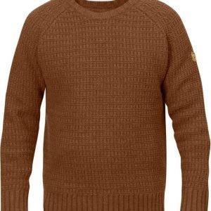Fjällräven Sörmland Roundneck Sweater Ruskea L