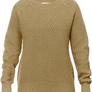 Fjällräven Sörmland Roundneck Sweater W Sand M