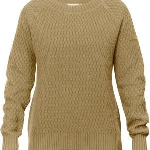 Fjällräven Sörmland Roundneck Sweater W Sand XS