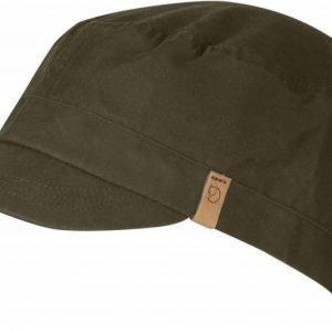 Fjällräven Sarek Trekking Cap Dark Olive XL