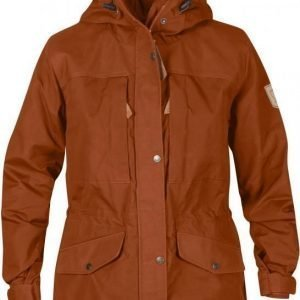 Fjällräven Singi Winter Jacket Women oranssi S