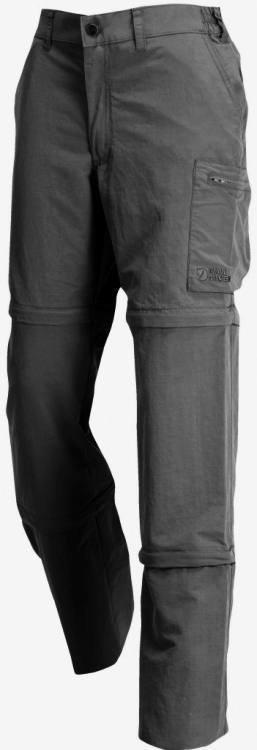 Fjällräven Sipora MT Trousers Lady dark grey 50