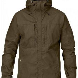 Fjällräven Skogsö Jacket Dark Olive XL