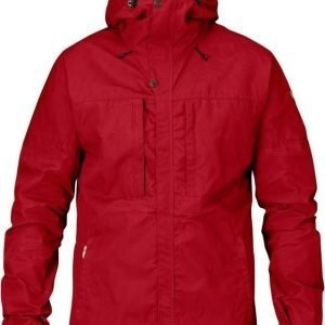 Fjällräven Skogsö Jacket Dark red S