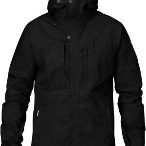 Fjällräven Skogsö Jacket Musta M
