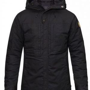 Fjällräven Skogsö Padded Jacket Musta XL