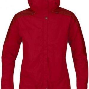 Fjällräven Skogsö W Jacket Punainen XL
