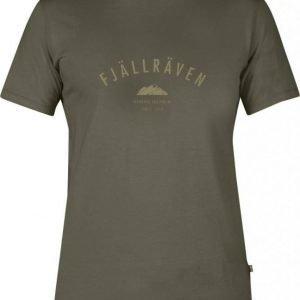 Fjällräven Trekking Equipment T-shirt Mountain grey L