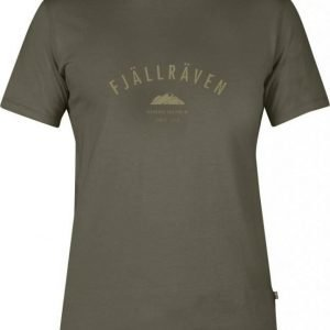 Fjällräven Trekking Equipment T-shirt Mountain grey XL
