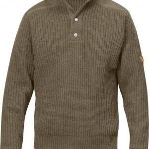 Fjällräven Värmland T-Neck Sweater Taupe M