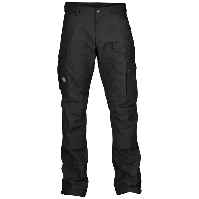 Fjällräven Vidda Pro Trousers Long 48 Black-Black