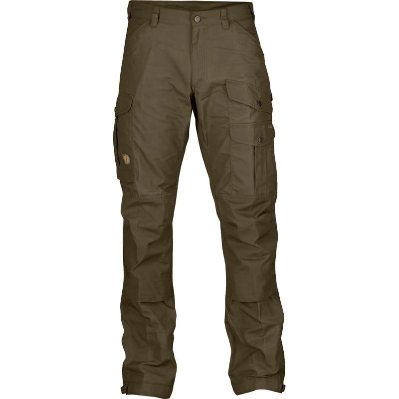 Fjällräven Vidda Pro Trousers Long 48 Dk Olive-Dk Olive