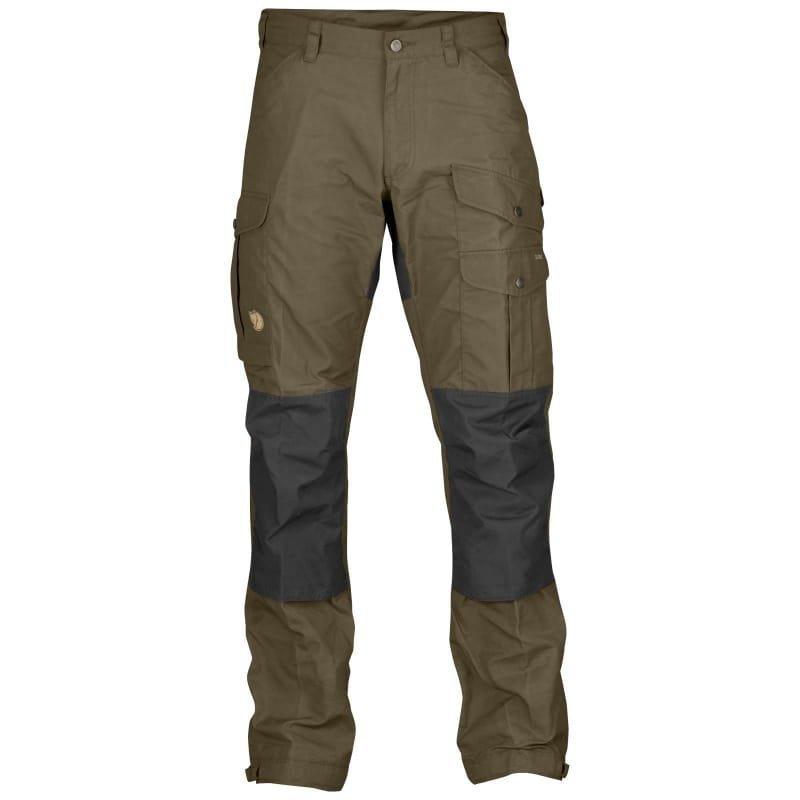 Fjällräven Vidda Pro Trousers Long 54 Dark Olive