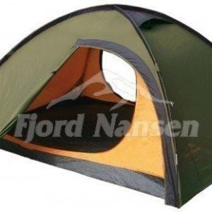 Fjord Nansen Sierra III 3 hengen teltta vihreä