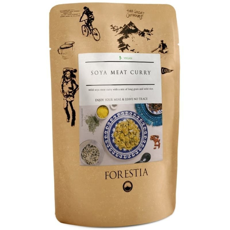 Forestia Soya Meat Curry 1SIZE