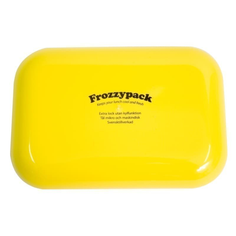Frozzypack Original Extra Lid Yellow