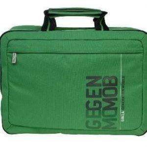 """GOLLA Laptop Bag Cabin MAXIM 16"""" kannettavan laukku vihreä"""