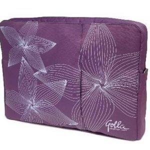 "GOLLA Laptop Bag G806 JADE Slim 13"" kannettavan laukku violetti"