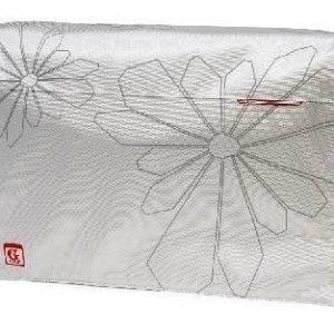 """GOLLA Laptop Bag PIXIE Easy 16"""" kannettavan laukku vaalean harmaa"""