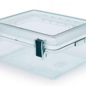 GSI Lexan Gear Box vedenpitävä säilytyslaatikko