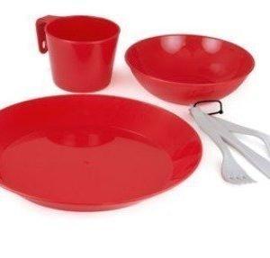 GSI astiasarja Cascadian Punainen