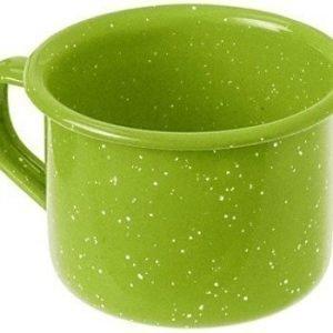 GSI emalinen espressomuki vihreä